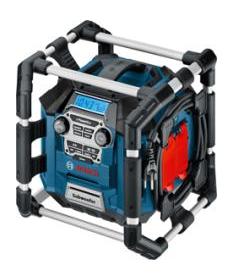 Das ultimative Baustellenradio Power Box GML 20 Professional von Bosch