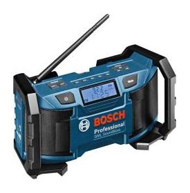 Das Bosch Akkuradio GML Soundbox für 14,4 / 18,0 Volt Akkus